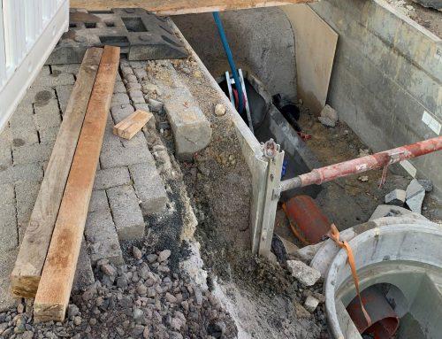 Kanal- und Wasserleitungsarbeiten Attenhausen